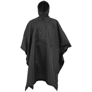 Poncho impermeable TAC MAVEN Thunder en negro