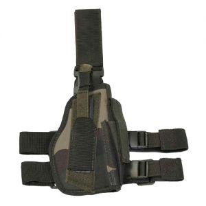 Funda de pistola para pierna derecha MFH en CCE