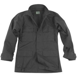 Camisa Teesar BDU de Ripstop en negro