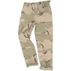 Pantalones Teesar BDU de Ripstop en Desert 3 Colores