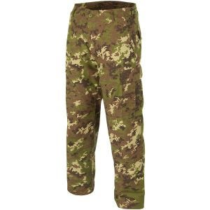Pantalones Teesar BDU de Ripstop en Vegetato Woodland