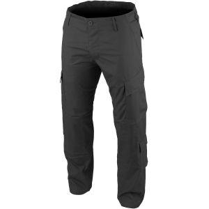 Pantalones de combate Teesar ACU en negro