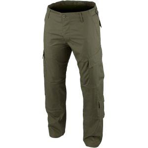Pantalones de combate Teesar ACU en verde oliva