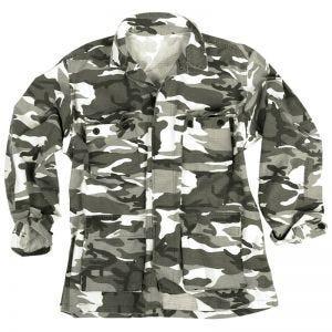Camisa Teesar BDU de Ripstop prelavado en Urban