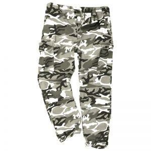Pantalones Teesar BDU de Ripstop prelavado en Urban