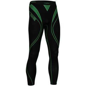 Mallas deportivas Tervel Optiline en negro / verde