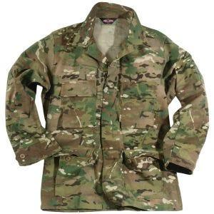 Camisa de combate Tru-Spec BDU en MultiCam