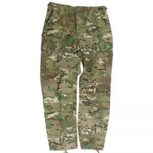 Pantalones de combate Tru-Spec BDU en MultiCam