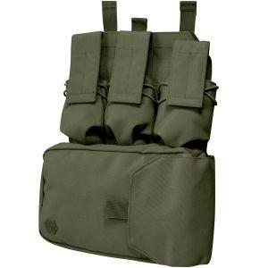 Portacargadores con bolsillo Viper en verde