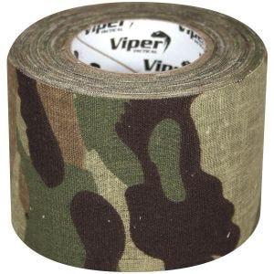 Cinta adhesiva Viper Tactical de tejido en V-Cam