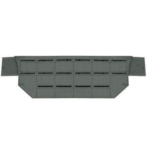 Panel pequeño para cinturón Viper en gris