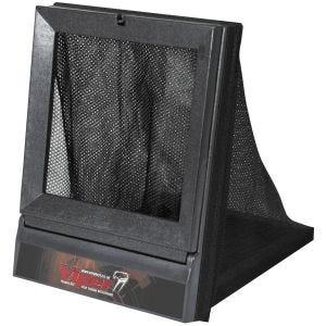 Cazabalines / soporte dianas de tiro Viper Pro BB en negro